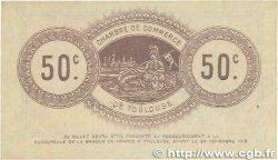 50 Centimes FRANCE régionalisme et divers Toulouse 1914 JP.122.08 SUP
