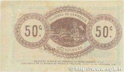 50 Centimes FRANCE régionalisme et divers TOULOUSE 1914 JP.122.08 TTB