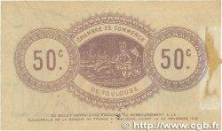 50 Centimes FRANCE régionalisme et divers Toulouse 1914 JP.122.08 TTB+
