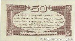 50 Centimes FRANCE régionalisme et divers TOULOUSE 1917 JP.122.22 TTB+