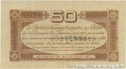 50 Centimes FRANCE régionalisme et divers Toulouse 1917 JP.122.22 SUP