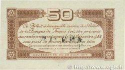 50 Centimes FRANCE régionalisme et divers Toulouse 1917 JP.122.25 SPL