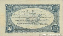 1 Franc FRANCE régionalisme et divers Toulouse 1917 JP.122.27 TTB