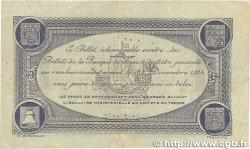 1 Franc FRANCE régionalisme et divers Toulouse 1920 JP.122.41 TTB