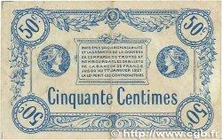 50 Centimes FRANCE régionalisme et divers Troyes 1918 JP.124.01 TB