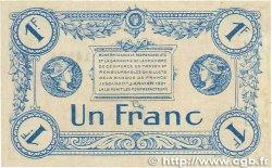 1 Franc FRANCE régionalisme et divers  1918 JP.124.03var. TTB