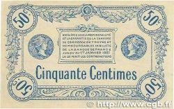 50 Centimes FRANCE régionalisme et divers Troyes 1918 JP.124.05 TTB+