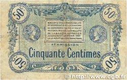 50 Centimes FRANCE régionalisme et divers TROYES 1918 JP.124.07 TB