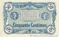 50 Centimes FRANCE régionalisme et divers Troyes 1918 JP.124.07 SUP