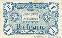 1 Franc FRANCE régionalisme et divers Troyes 1918 JP.124.08 TTB