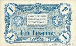 1 Franc FRANCE régionalisme et divers TROYES 1918 JP.124.08 SUP+