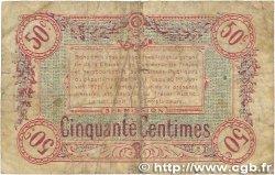 50 Centimes FRANCE régionalisme et divers TROYES 1918 JP.124.09 B