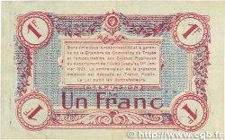 1 Franc FRANCE régionalisme et divers TROYES 1918 JP.124.12 TTB