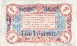 1 Franc FRANCE régionalisme et divers Troyes 1918 JP.124.14 SUP