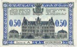 50 Centimes FRANCE régionalisme et divers TULLE et USSEL 1918 JP.126.01 SPL