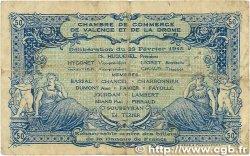 50 Centimes FRANCE régionalisme et divers VALENCE 1915 JP.127.02 B