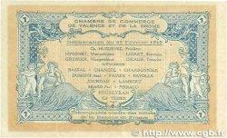 1 Franc FRANCE régionalisme et divers VALENCE 1915 JP.127.03 TTB