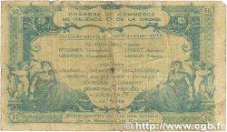50 Centimes FRANCE régionalisme et divers VALENCE 1915 JP.127.06 B