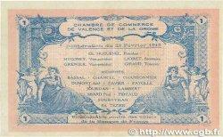 1 Franc FRANCE régionalisme et divers VALENCE 1915 JP.127.08 TTB