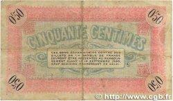 50 Centimes FRANCE régionalisme et divers VIENNE 1915 JP.128.01 TB