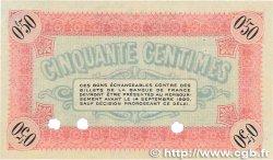 50 Centimes FRANCE régionalisme et divers VIENNE 1915 JP.128.03 pr.SPL