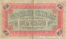 50 Centimes FRANCE régionalisme et divers VIENNE 1915 JP.128.04 TB