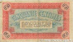 50 Centimes FRANCE régionalisme et divers Vienne 1916 JP.128.16 TB