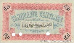50 Centimes FRANCE régionalisme et divers VIENNE 1915 JP.128.03 SUP+