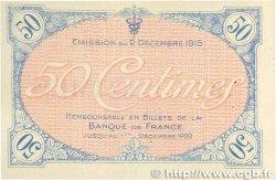 50 Centimes FRANCE régionalisme et divers Villefranche-Sur-Saône 1915 JP.129.01 SUP