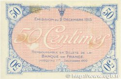 50 Centimes FRANCE régionalisme et divers VILLEFRANCHE-SUR-SAÔNE 1915 JP.129.01 SUP+