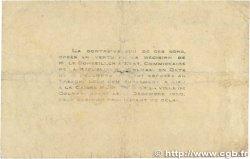 1 Franc FRANCE régionalisme et divers Colmar 1918 JP.130.03 B