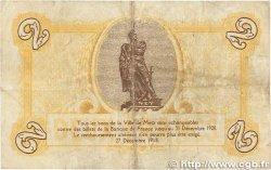 2 Francs FRANCE régionalisme et divers METZ 1918 JP.131.06 TB