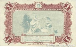 1 Franc FRANCE régionalisme et divers STRASBOURG 1918 JP.133.04 TTB