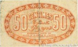 50 Centimes FRANCE régionalisme et divers Alger 1915 JP.137.05 TB