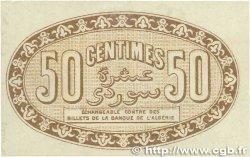 50 Centimes FRANCE régionalisme et divers ALGER 1915 JP.137.09 SUP+