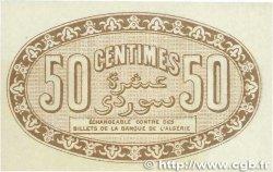 50 Centimes FRANCE régionalisme et divers Alger 1915 JP.137.09 NEUF