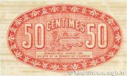50 Centimes FRANCE régionalisme et divers ALGER 1920 JP.137.13 TTB+