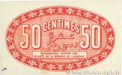 50 Centimes FRANCE régionalisme et divers ALGER 1920 JP.137.13 SUP+