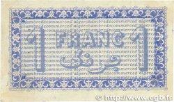 1 Franc FRANCE régionalisme et divers Alger 1920 JP.137.14 TB+