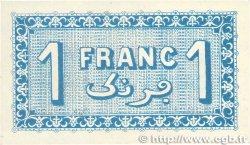1 Franc FRANCE régionalisme et divers ALGER 1921 JP.137.20 SUP+