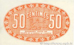 50 Centimes FRANCE régionalisme et divers ALGER 1922 JP.137.23 pr.NEUF