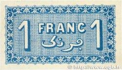 1 Franc FRANCE régionalisme et divers Alger 1922 JP.137.24 SPL+