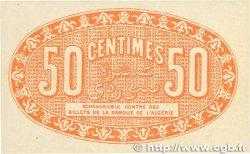 50 Centimes FRANCE régionalisme et divers Alger 1923 JP.137.25 NEUF