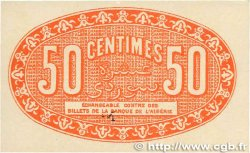 50 Centimes FRANCE régionalisme et divers Alger 1923 JP.137.27 pr.NEUF