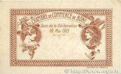 50 Centimes FRANCE régionalisme et divers Bône 1915 JP.138.01 TTB