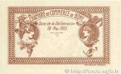 50 Centimes FRANCE régionalisme et divers BÔNE 1915 JP.138.01 SPL