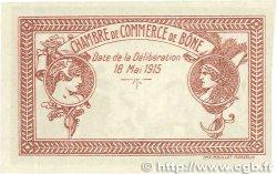 50 Centimes FRANCE régionalisme et divers Bône 1915 JP.138.01 SUP+