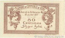 50 Centimes FRANCE régionalisme et divers Bône 1917 JP.138.04 SPL+