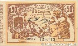 50 Centimes FRANCE régionalisme et divers Bône 1917 JP.138.04 pr.NEUF