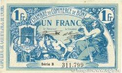 1 Franc FRANCE régionalisme et divers BÔNE 1917 JP.138.05 SUP